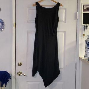 Citrine Black Dress Size L